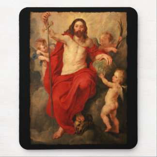 Christ Triumph Over Sin and Death Mouse Pad