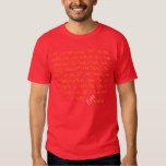 """Christ Walk Apparel """"Romans """"8:38-39"""" T-Shirt"""