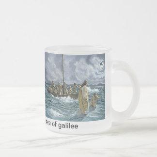 Christ walking Mug