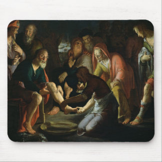 Christ Washing the Disciples' Feet, 1623 Mouse Pad