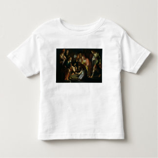 Christ Washing the Disciples' Feet, 1623 Toddler T-shirt