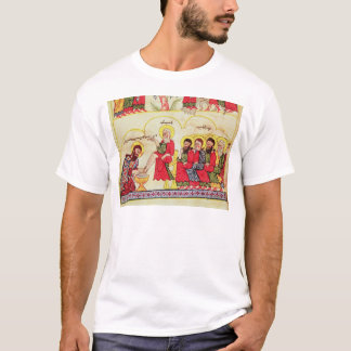 Christ washing the disciples feet T-Shirt