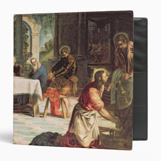 Christ Washing the Feet of the Disciples 2 Binder