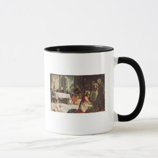 Christ Washing the Feet of the Disciples 2 Mug