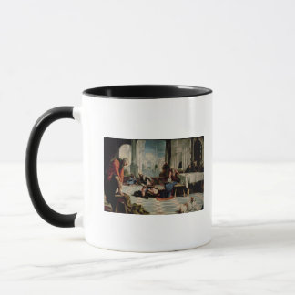 Christ Washing the Feet of the Disciples Mug