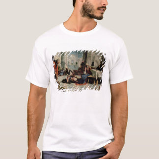 Christ Washing the Feet of the Disciples T-Shirt
