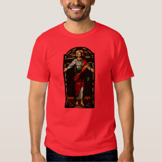Christ Welcoming His Flock Tee Shirt