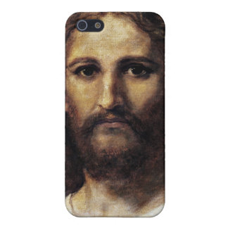 Christ with Compassionate Eyes Cover For iPhone SE/5/5s