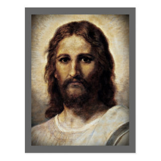 Christ with Compassionate Eyes Postcard