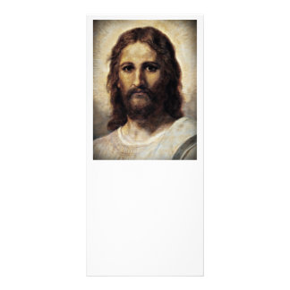 Christ with Compassionate Eyes Rack Card