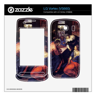 Christ with Mary and Martha by Tintoretto LG Vortex Skins