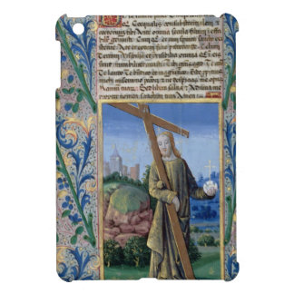 Christ with the Cross and the orb iPad Mini Covers