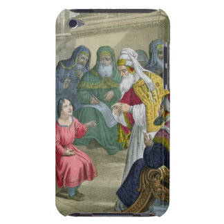 Christ with the Doctors in the Temple, from a bibl iPod Touch Cover