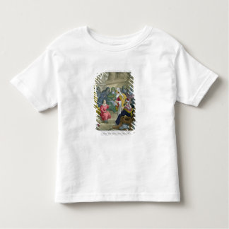 Christ with the Doctors in the Temple, from a bibl Toddler T-shirt