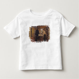 Christ with the Peasants, c.1887-88 Toddler T-shirt