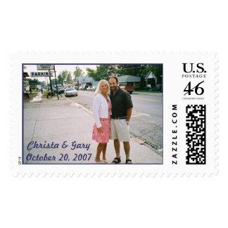 Christa y Gary 20 de octubre de 2007