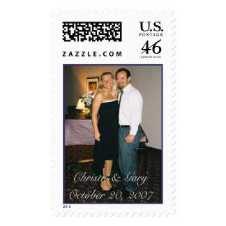 Christa y GaryOctober 20 2007