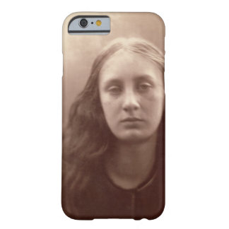 Christabel, portrait of May Prinsep, c.1867 (sepia Barely There iPhone 6 Case