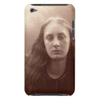 Christabel, portrait of May Prinsep, c.1867 (sepia Barely There iPod Covers