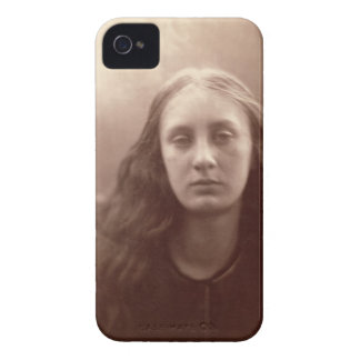 Christabel, portrait of May Prinsep, c.1867 (sepia Case-Mate iPhone 4 Cases