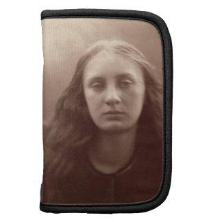 Christabel, retrato de mayo Prinsep, c.1867 (sepia Planificador