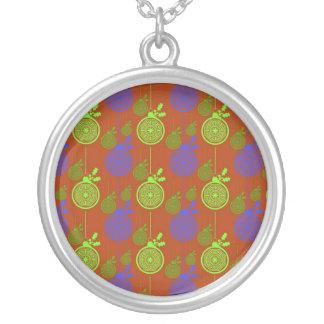 Christas abstracto colorido, árboles del día de fi grimpolas