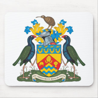 Christchurch Coat Of Arms Mouse Pad
