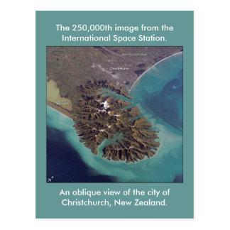 Christchurch, Nueva Zelanda Postal
