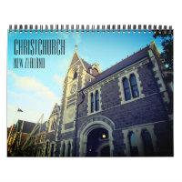 christchurch nz 2021 calendar