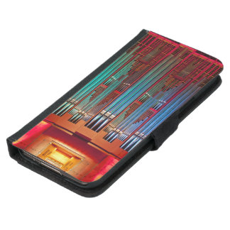 Christchurch town hall Rieger pipe organ Samsung Galaxy S5 Wallet Case