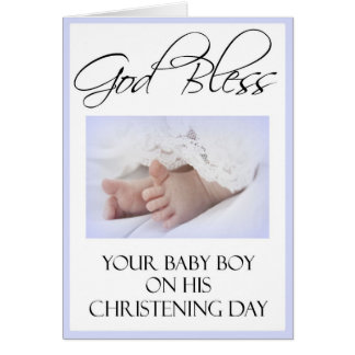 Christening/Baptism Cards
