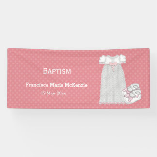 Christening * choose background color banner