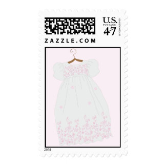 Christening Gown Baptism Postage