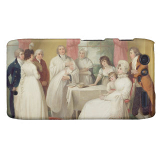 Christening of the Heir, c.1799 (oil on canvas) se Droid RAZR Cover
