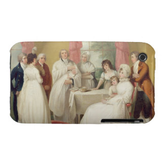 Christening of the Heir, c.1799 (oil on canvas) se iPhone 3 Cases