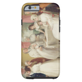 Christening of the Heir, c.1799 (oil on canvas) se Tough iPhone 6 Case