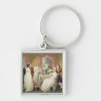 Christening of the Heir, c.1799 (oil on canvas) se Keychain