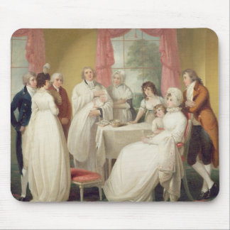 Christening of the Heir, c.1799 (oil on canvas) se Mouse Pad