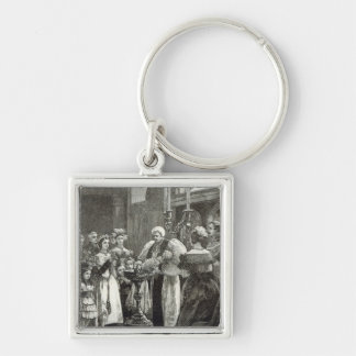 Christening of the Princess Louise Keychain
