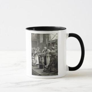 Christening of the Princess Louise Mug