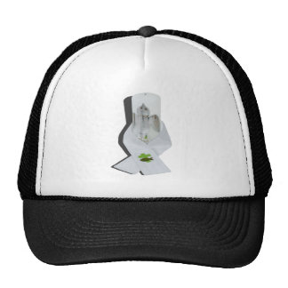 ChristeningSashCeremonialCandle033113.png Trucker Hat
