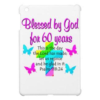 CHRISTIAN 60 YEAR OLD PRAYER iPad MINI COVERS