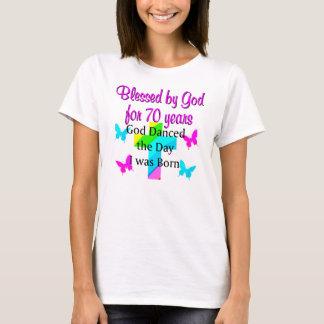 CHRISTIAN 70TH BIRTHDAY T-Shirt