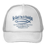 Christian Accountant Trucker Hat