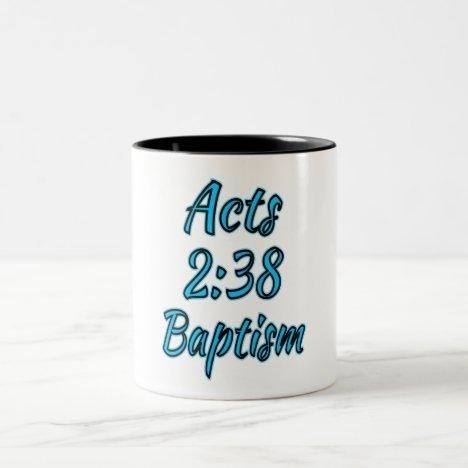 2:38 Mug
