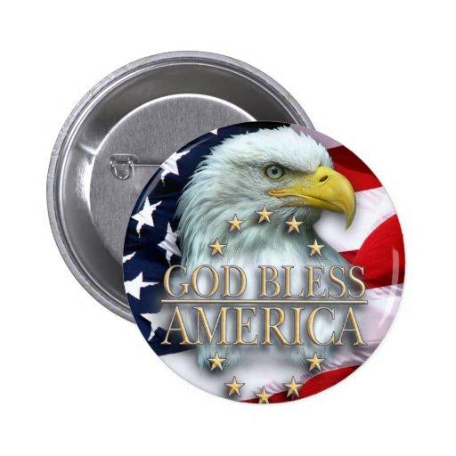 CHRISTIAN AMERICAN DESIGNS BUTTON