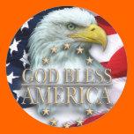 CHRISTIAN AMERICAN DESIGNS STICKERS
