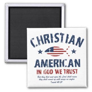 Christian American Magnet