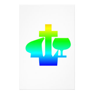 Christian And Missionary Alliance Symbol Stationery