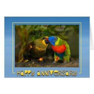 Christian Anniversary Card